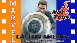 Фигурка Стив Роджерс - Капитан Америка - Первый Мститель: Другая Война | Captain America Hot Toys