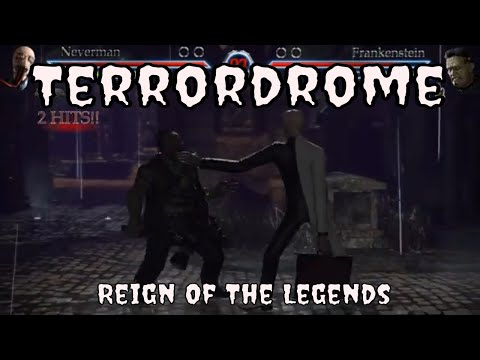 Terrordrome 2 Reign Of The Legends - Neverman Gameplay  