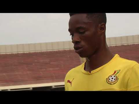 Black Starlets final training in Ghana ahead of FIFA U17 World Cup in India