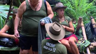 Amy Causes An Argument about Alcohol | I'm A Celebrity... Get Me Out Of Here!