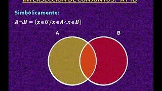 Diagrama de venn videos interseccion de conjuntos en el diagrama de venn ccuart Images