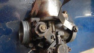 car guy bike build ep 3 rebuilding honda cb450 carburetors