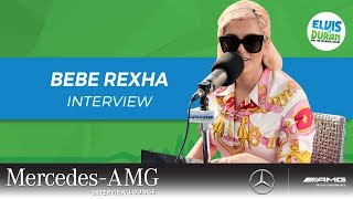 Bebe Rexha Can't Go on Jonas Brothers Tour Without This  | Elvis Duran Show
