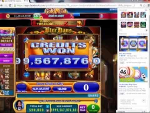 Hackeando Goldfish Casino en facebook.... 2016