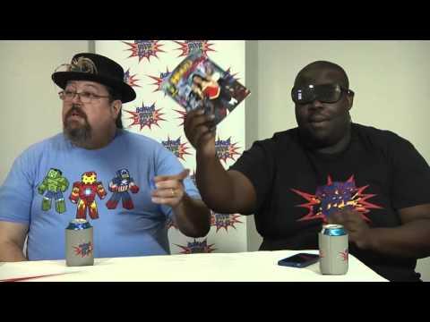 Able Ideaz Comic Book Reviews: Comics, Beer & Sci-fi