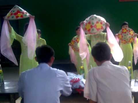 Việt Nam quê hương tôi _Múa 11A3