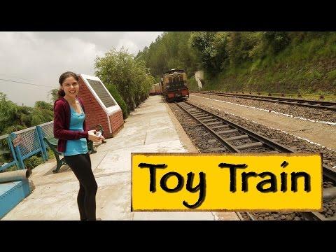 Toy Train Ride || Shimla