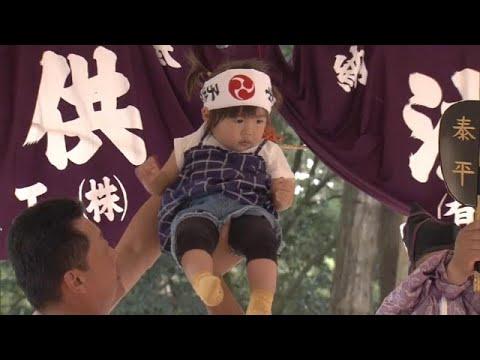 مسابقة -صراخ سومو- للرضع في اليابان  - نشر قبل 3 ساعة