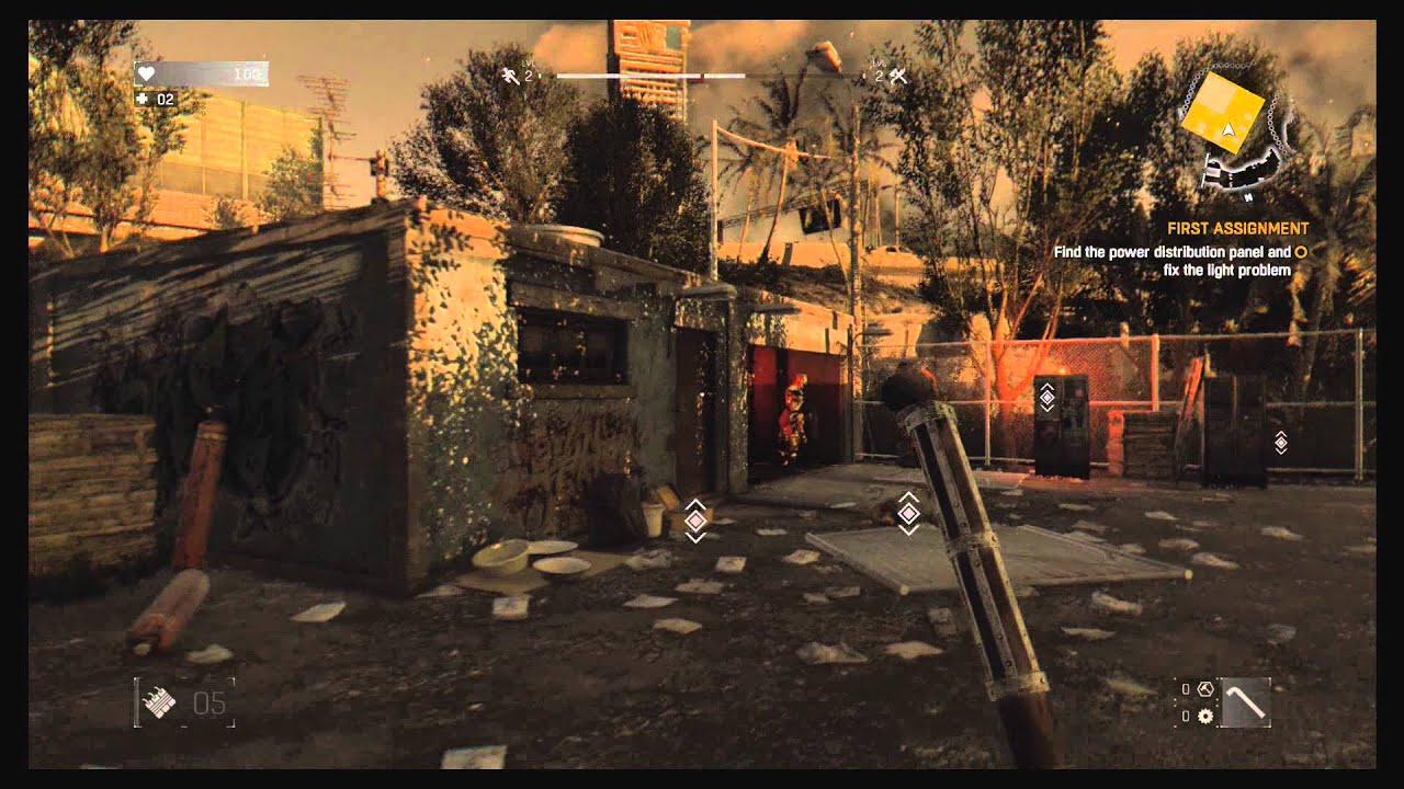 How To Activate Lights Dying Light First Ignment