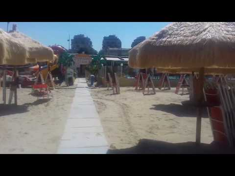 Palm Beach resort leisure and fun in Pescara