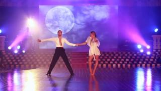 Canada Superstars 2016 - Kamil Studenny and Anna Pelypenko - Rumba Show