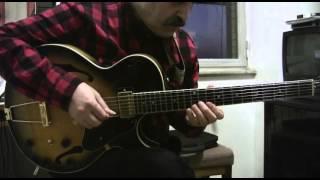 au privave charlie parker guitar solo