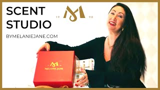 The Scent Studio Perfume Making Kit by Melanie Jane