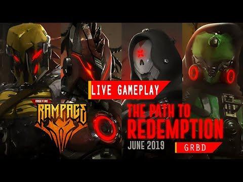 Rampage Live Game-play Gaming Raj BD