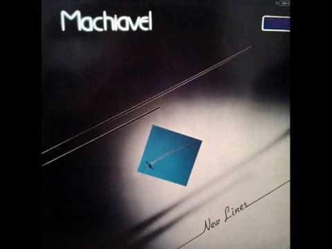 Machiavel - New Lines  /1980 LP Album