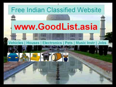 Indian Classified Website