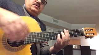 Gharibeh (Ebi Littles) Guitar Lessonغریبه ابی لیتلزآموزش