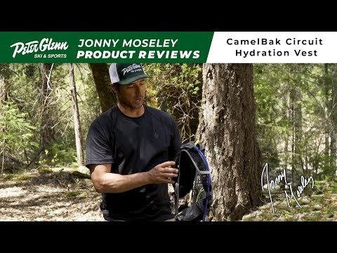 2019 CamelBak Circuit Hydration Vest Review By Peter Glenn