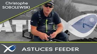 *** Coup & Feeder Matrix Fishing TV *** ASTUCES FEEDER by Christophe Sobolewski