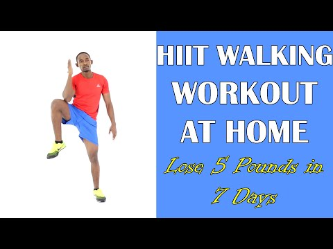 4-Week Intro to HIIT Walking Plan