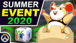 Overwatch 2020 SUMMER GAMES EVENT - Start Date, Skins, & Content Predictions!