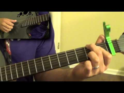 Guitar Tutorial - The Look of Love (D. Krall Jazz Version)