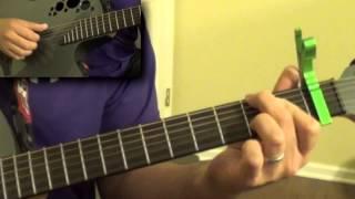 Guitar Tutorial - The Look of Love (D. Krall Jazz Version)