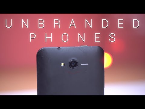 Unbranded EBay Chinese Smartphones...