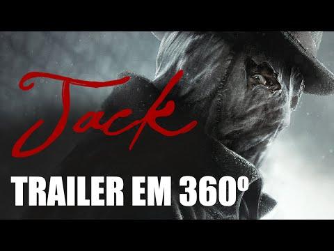 JACK, O ESTRIPADOR - TRAILER EM 360º - 4K