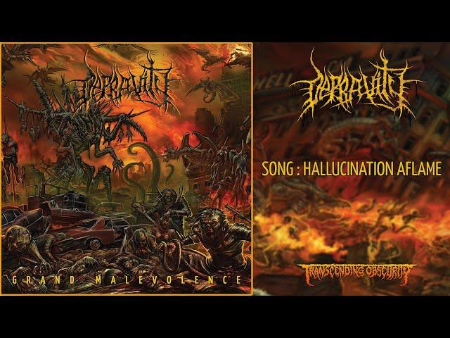 DEPRAVITY (Australia) - Hallucination Aflame (Death Metal) Transcending Obscurity #deathmetal