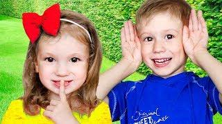 Peek A Boo Song | Nursery Rhymes & Kids Songs