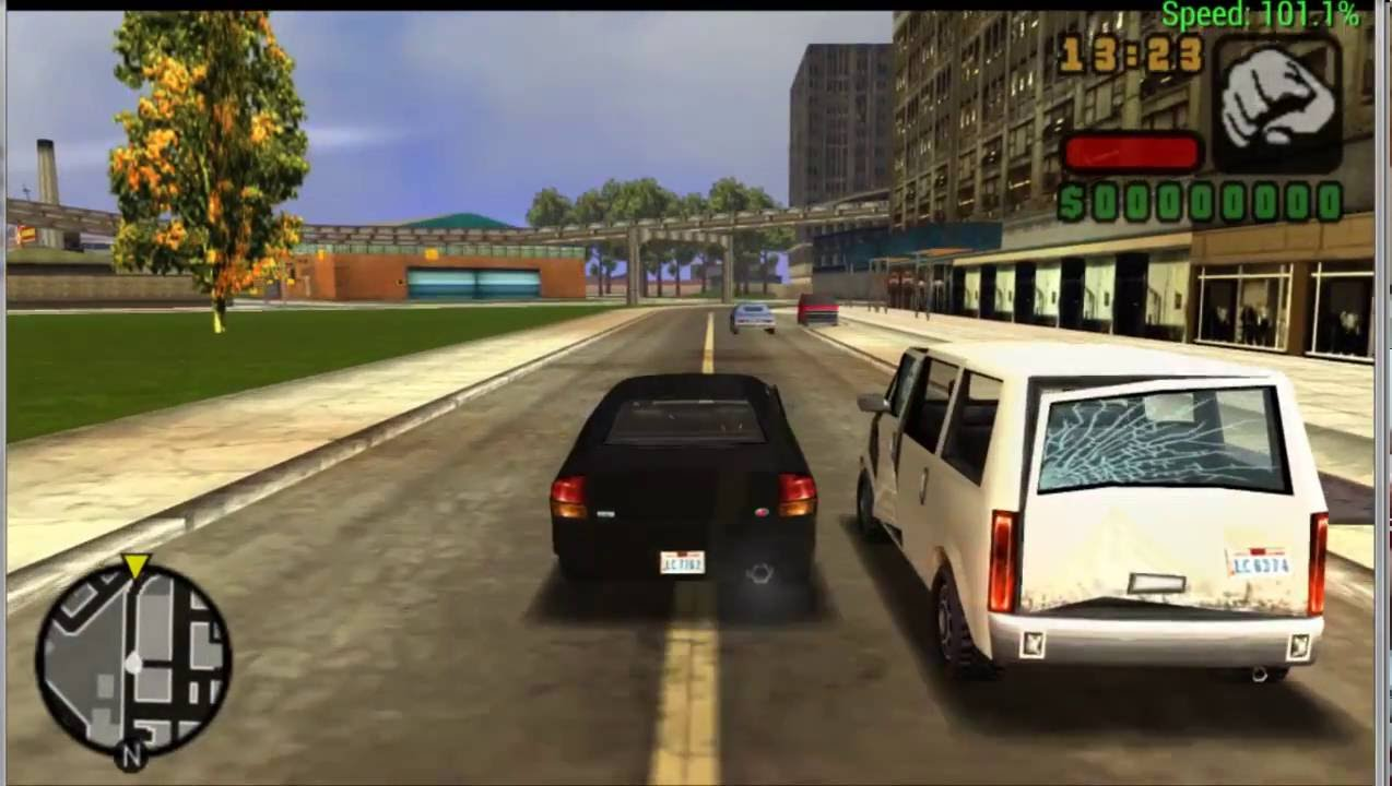 Gta liberty city in psp for download.