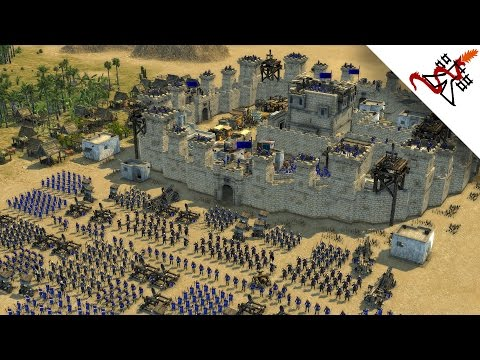 Stronghold Crusader 2 - RULER OF EUROPE