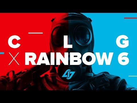 Welcome CLG Rainbow Six