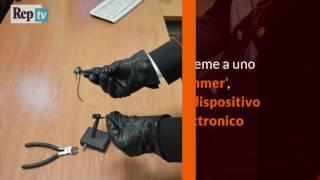 Ladri di borse in via dei Condotti: neutralizzavano l'antifurto con un jammer