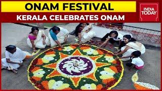 Onam Celebrations: Onashamsakal To Malayalees Accross India | India Today