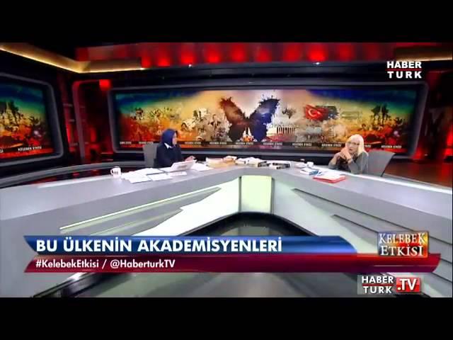 Alev Alatlı Kelebek Etkisi Programı Akademisiyenlerin Bildirisi 17 01 2016