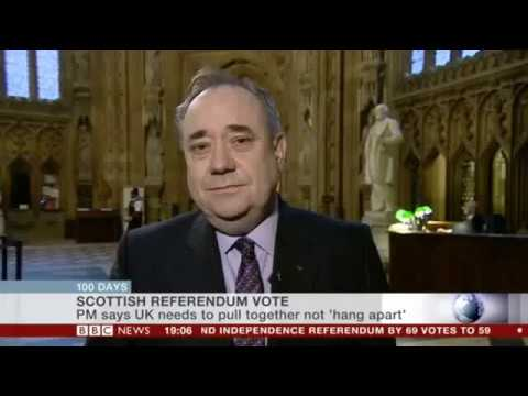 ScotRef: Alex Salmond - IndyRef2 28 Mar 2017