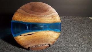 Wood Turning - Green? River Bowl