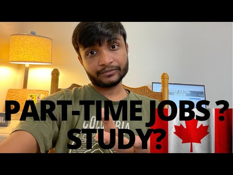 CURRENT SITUATION FOR INTERNATIONAL STUDENTS IN CANADA | SEPTEMBER 2021 REGARDING PART-JOB AND STUDY