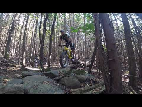 FAT BIKE RIDE HAROLD TOWN CONSERVATION