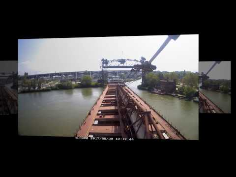 Our Herbert C. Jackson Navigating The Winding Cuyahoga River