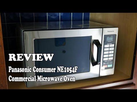 panasonic-consumer-ne1054f-1000-watt-commercial-microwave-oven-review-2020
