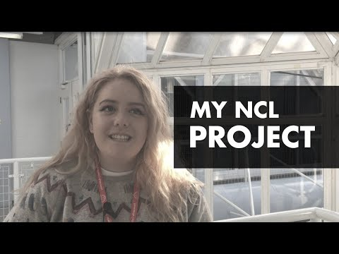 Material Matters Project l Rebekah Dawson l Newcastle College