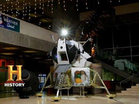 Museum Men: Landing Apollo 13 (S1, E3)