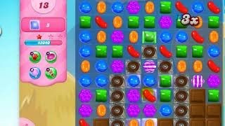 Candy Crush Saga on Facebook level 184, Game