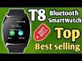 Top Best Smart Watch In 2018/T8 Bluetooth Smart Watch/Best SmartWatch For men