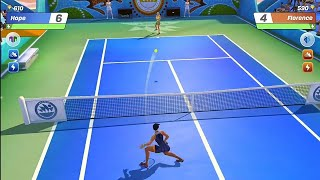 Tennis Clash: 1V1 Free Online Sports Game (Android, iOS) screenshot 4