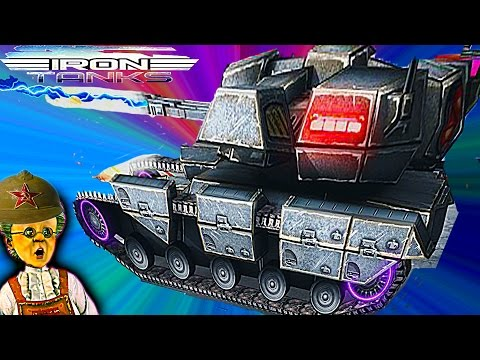 Игра Танки 2 (Awesome Tanks 2) - играть онлайн, бесплатно