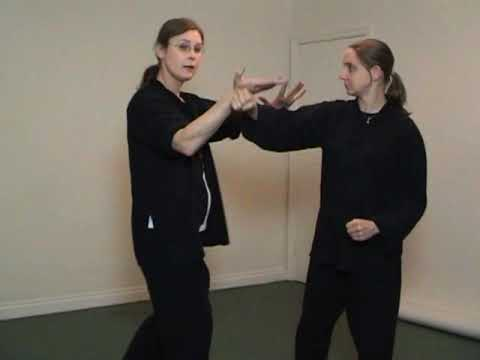 Tai Chi Fundamentals 5 - Inside & Outside Guard
